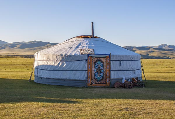 Accommodation during your tour in Mongolia - Mongolia Travel